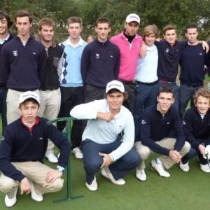 Seize Boys sous pression au golf de Vidauban