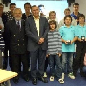 Les jeunes de la ligue Paca honorés par le Conseil Régional à Toulon