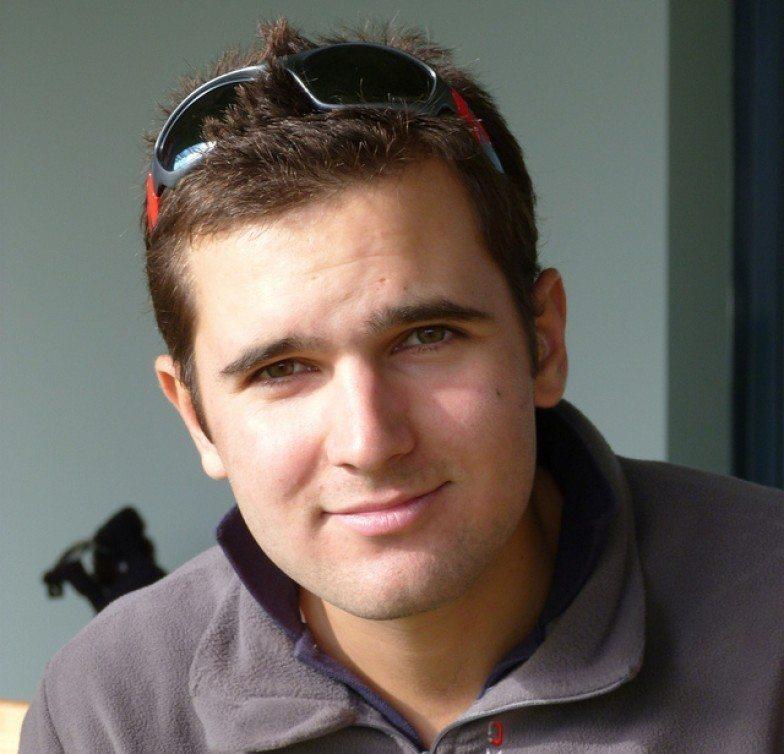 Paul Barjon éliminé par Alan Dunbar en huitièmes de finale