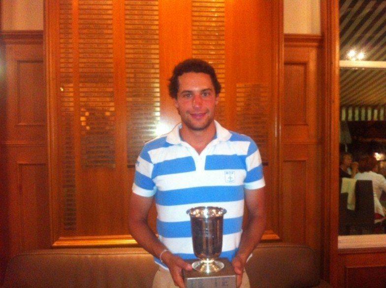 Antoine Schwartz remporte la coupe Ganay en play-off