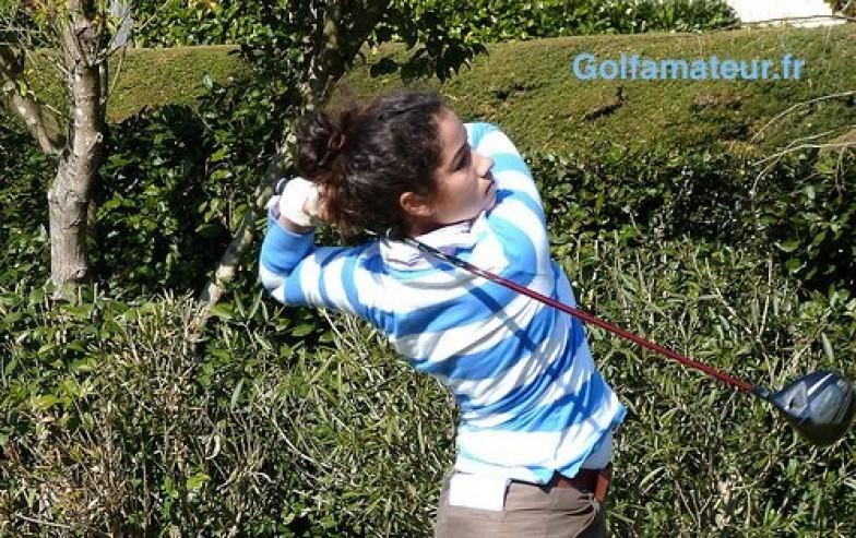 Élise Genoux se classe quinzième de son premier tournoi pro