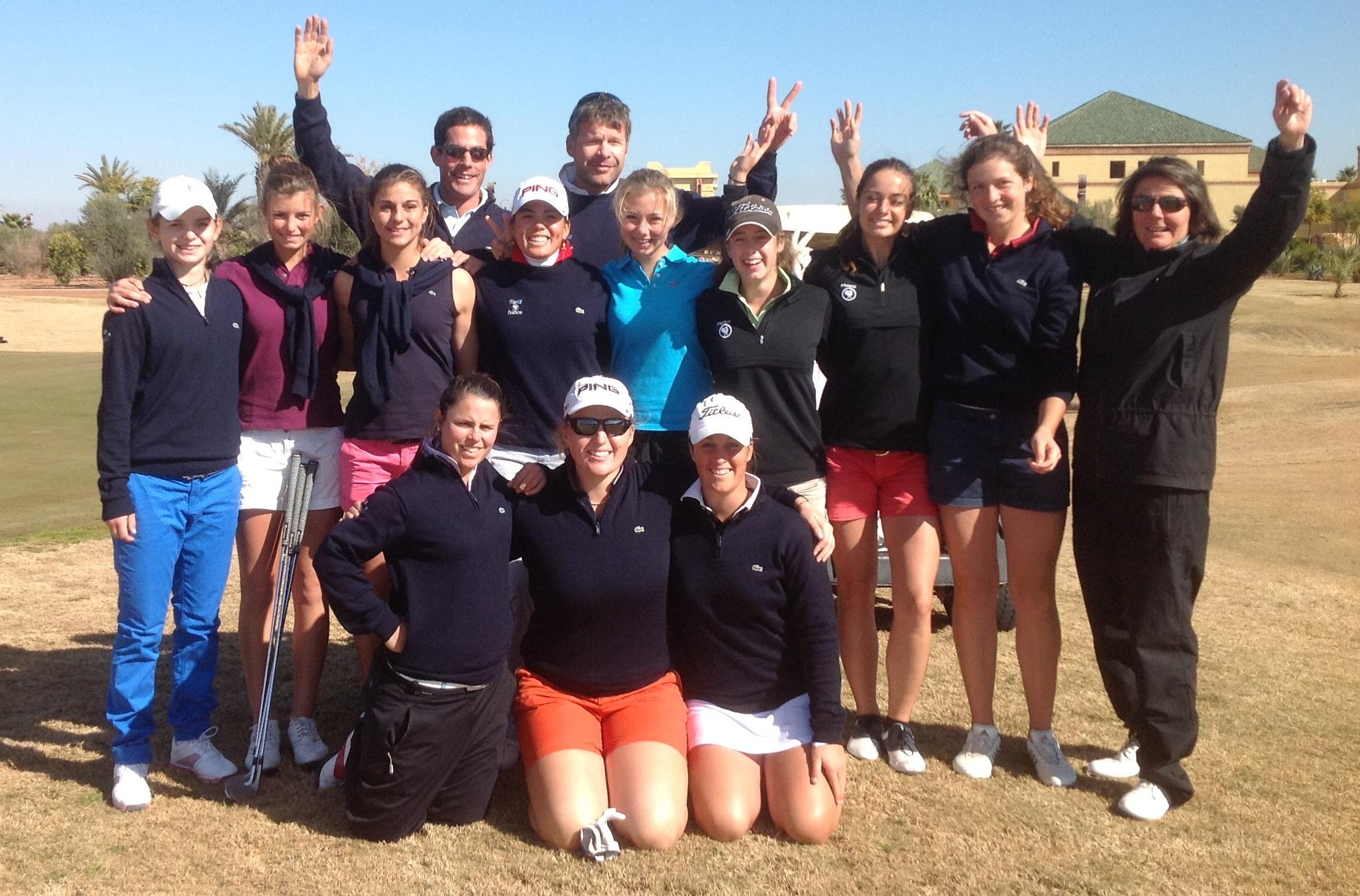 89 Six Maroc http://golfamateur.fr/actu/stage-france-filles-samanah