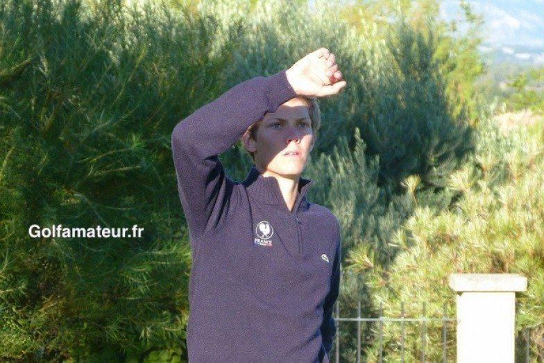 Florian Loutre désigné golfeur de la semaine de sa Conference