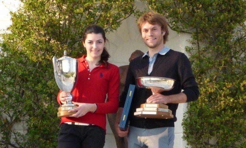 Stéphane Soum et Emma Lavigne vainqueurs à Nîmes