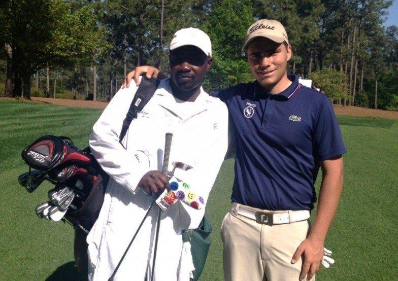 Romain Langasque a découvert le Sage Valley Golf Club