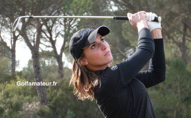 Anyssia Herbaut troisième derrière deux Espagnoles