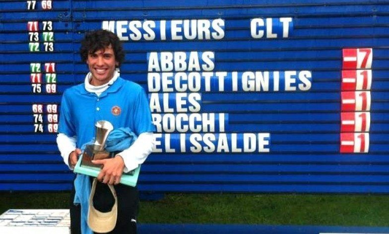 Arnaud Abbas gagne sur deux tours et Marion Veysseyre sur trois !