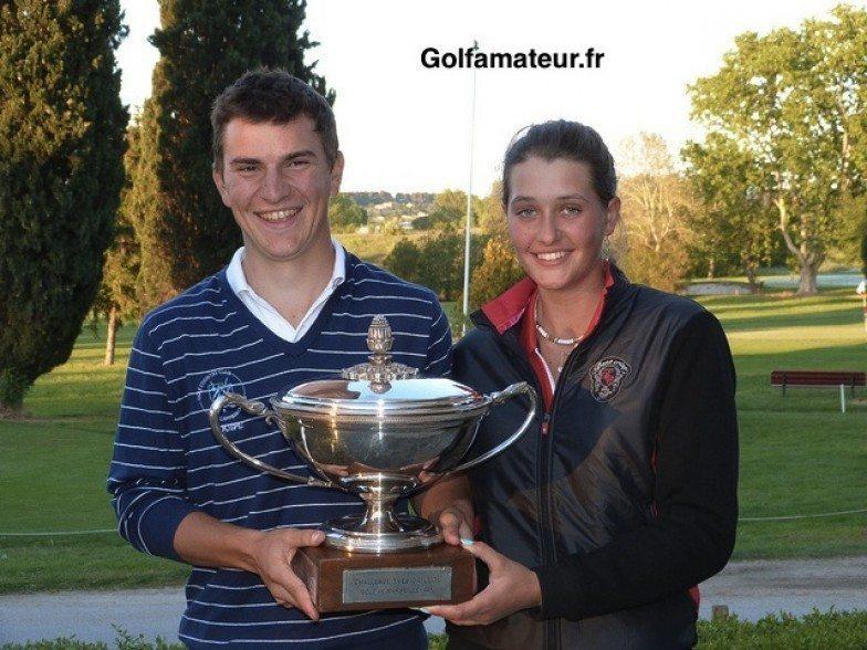 Marion Benzekri et Nicolas Manifacier remportent leur première «Caillol»