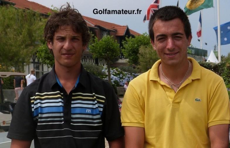 Julien Cosentino prend la tête, Rocio Sanchez Lobato creuse l'écart