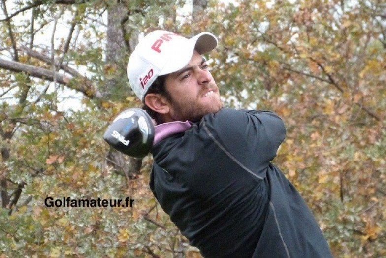 Le premier top 10 de Clément Batut sur le Pro Golf Tour