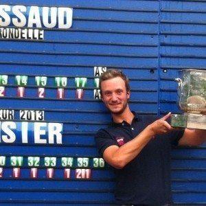 Grégoire Schoeb sur le podium, François Censier gagne 113 places !