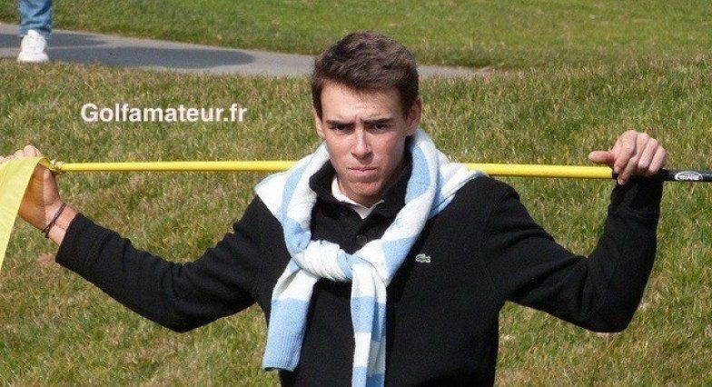 Pierre Mazier blessé à l'épaule gauche et forfait pour les trois prochains tournois