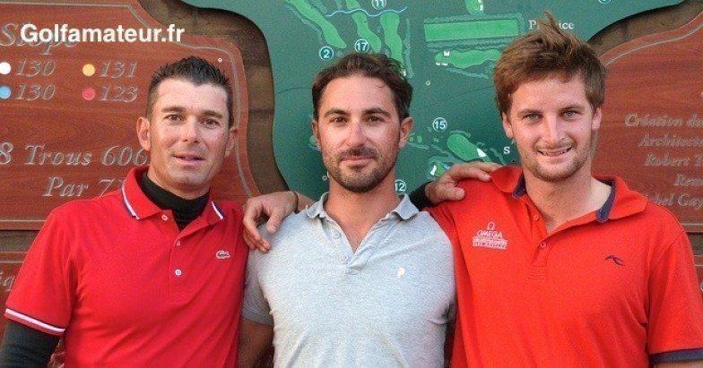 Martial Ducler, Sébastien Mihel et Rudy Thuillier qualifiés pour le Masters 13