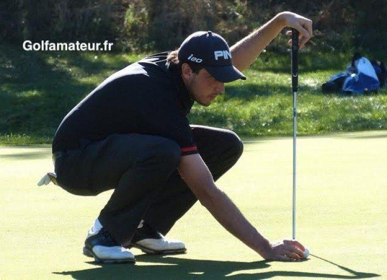 Un bon premier tour de Cyril Bouniol malgré la fatigue