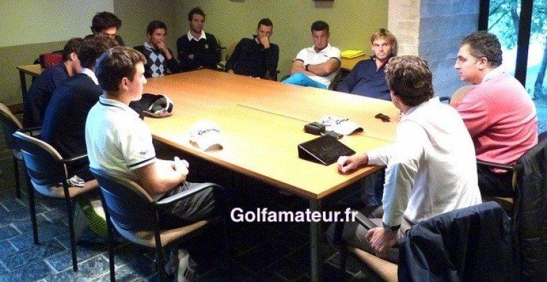 La saison 2014 a commencé à Barbaroux pour le groupe France
