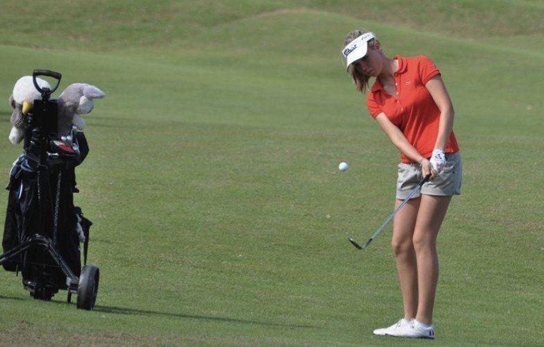 Eva Gilly rejoint Lauralie Migneaux à la 11e place