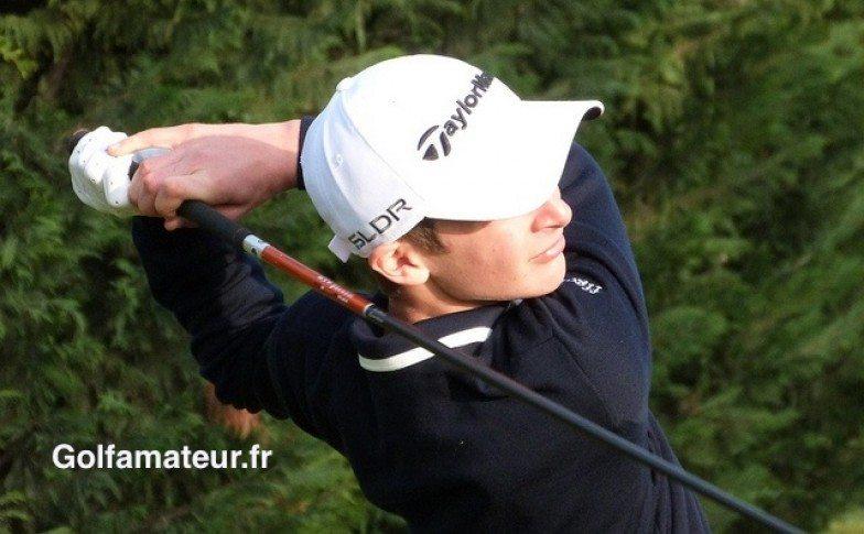 Adrien Pendaries leader après le premier tour