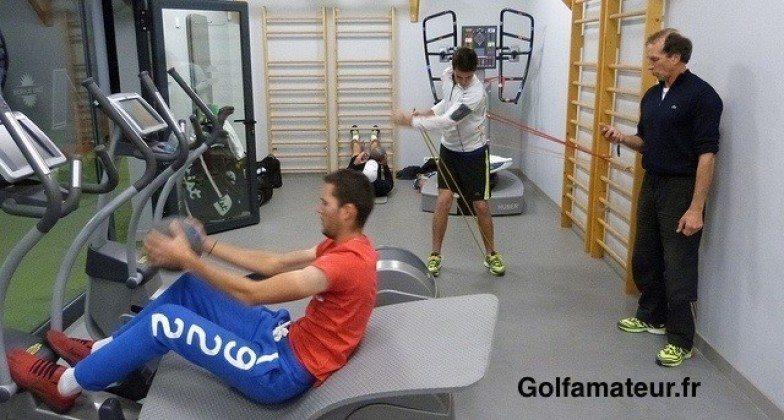Dix ateliers de préparation physique pour finir la journée