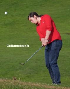 Pour son deuxième tournoi à l'étranger, Anaïs Meyssonnier s'est qualifiée à la 32e place.