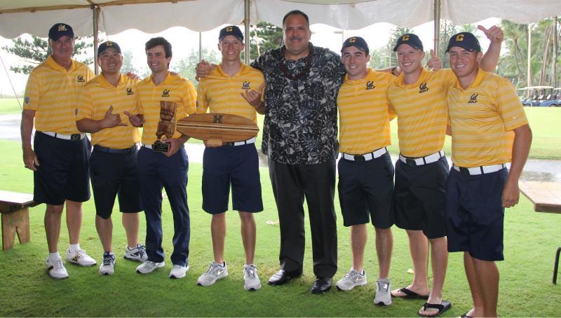 L'équipe de California a établi un record de plus en devenant la première équipe à remporter le tournoi quatre fois d'affilée.