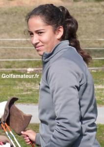 Elise Genoux défendra le seul titre qu'elle a remporté la saison dernière à Cannes-Mougins.