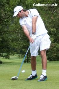 Joël Stalter (67) occupe la deuxième place à trois coups du leader, Erik Oja (Arizona).