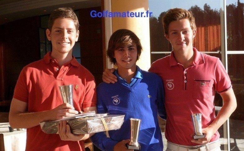 Richard Jouven remporte son premier Grand Prix