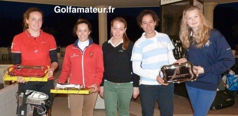 Anaelle Carnet et Marion Veysseyre n'ont pas pu se départager en play-off
