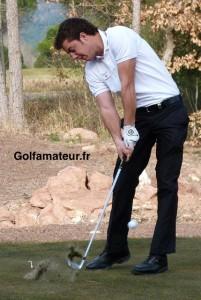 S'il obtient un visa, Lionel Weber disputera son premier tournoi de l'Asian Tour en Inde.