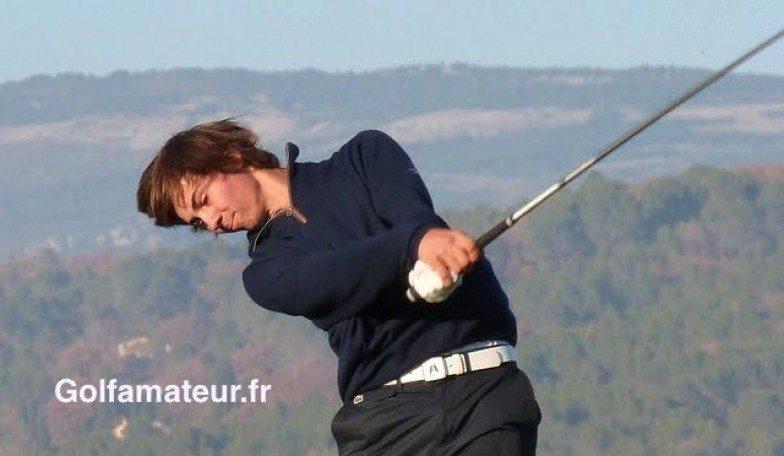 Paul Elissalde à trois coups du leader, sept autres Français qualifiés