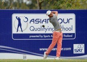 Sébastien Gros peut savourer la performance réalisée en Thaïlande où il a décroché sa carte de l'Asian Tour.