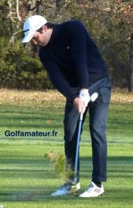 Joël Stalter a vécu une super semaine de golf à Sea Island et décroché une 21e place.