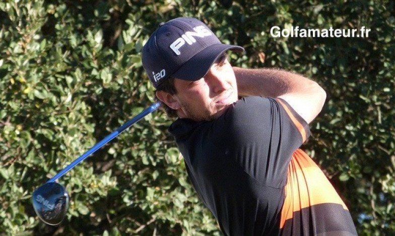 Cyril Bouniol débutera sa saison sur le Challenge Tour