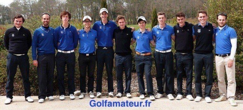 Les Boys français infligent une nouvelle défaite aux Irlandais