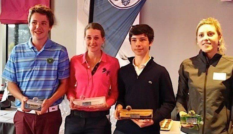 La première victoire en Grand Prix d'Adonis Asikian, la sixième de Marion Benzekri