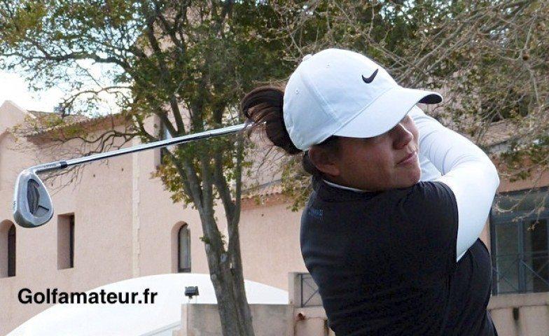 Deux tournois du Symetra Tour au programme d'Isabelle Boineau