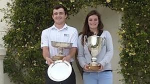 Ludovic Dunand et Léa Cherel ont remporté le tournoi avec une confortable avance.