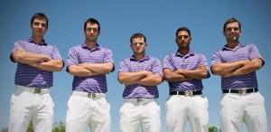 Julien Brun, Paul Barjon et leur partenaires de TCU sont prêts pour disputer leur Conference.