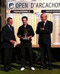 Thomas Elissalde restera comme le premier joueur à avoir remporté le tournoi chez les amateurs puis chez les pros.