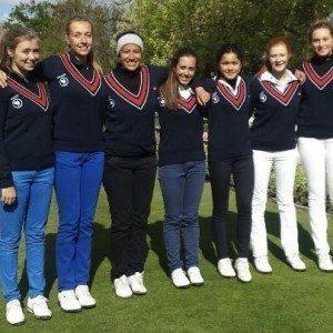 Une nouvelle équipe de France Girls opposée à l'Angleterre
