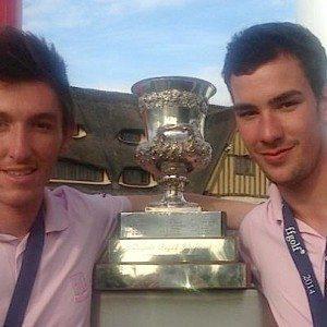 Première association et première victoire pour Stéphane Meyssonnier et Anthony Tron