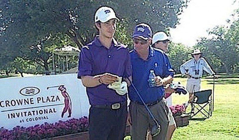 Julien Brun content de sa première expérience sur le PGA Tour