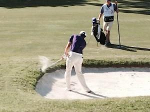 Julien Brun a pu mesurer le niveau d'exigence requis dans tous les secteurs du jeu pour passer le cut sur le PGA Tour.