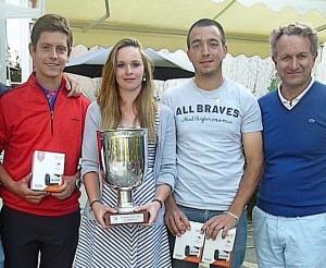 L'équipe de Terre Blanche a remporté le Trophée des Clubs.