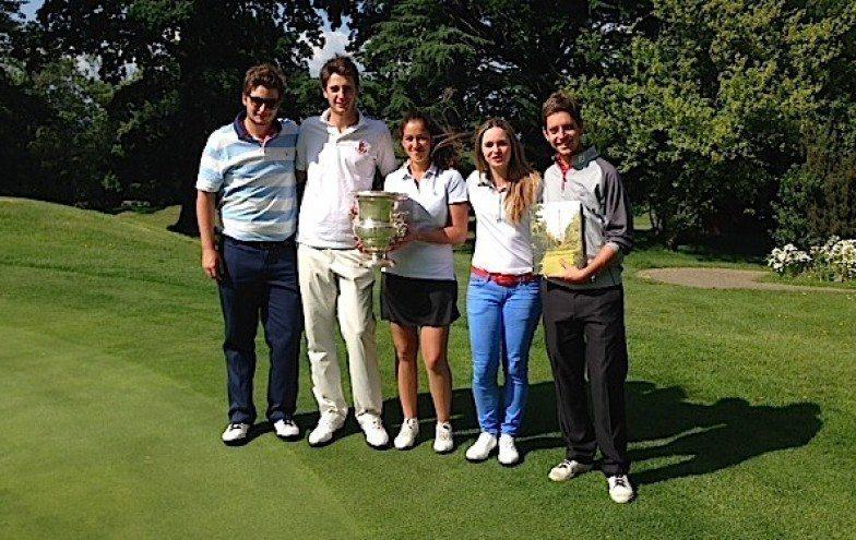 Thomas Perrot remporte son premier Grand Prix, Elise Genoux son deuxième