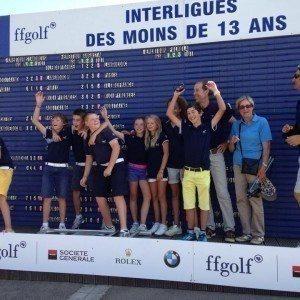 Languedoc-Roussillon champion, Paca neuvième
