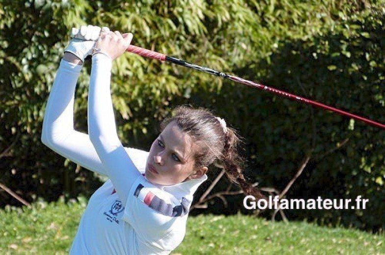 Salomé Zasio remporte son premier Grand Prix à Bondues