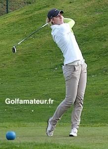 Marie Fourquier dispose de six semaines pour bien préparer la finale des cartes du Ladies European Tour.