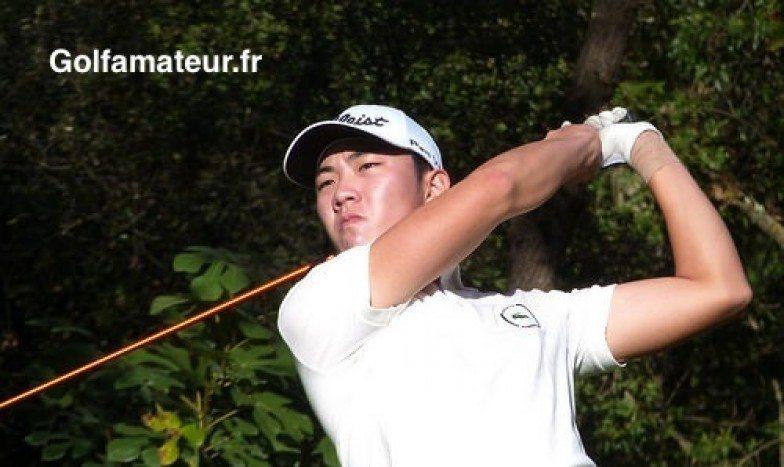 Jeong-Weon Ko distance ses adversaires et prend une option