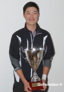 En ajoutant un titre à son palmarès, Jeong-Weon Ko va intégrer le top 20 du Mérite national en décembre.